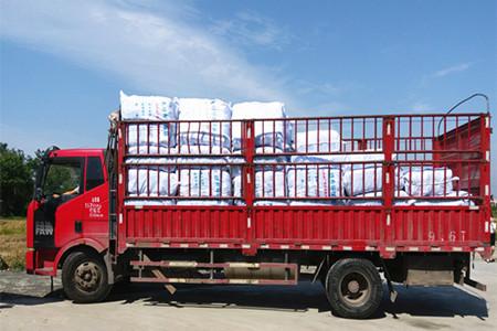 环雅包装无纺布环保袋送货车与生产设备