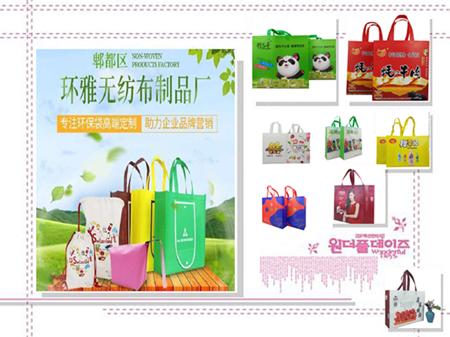 无纺布环保袋中国供应商第二品牌