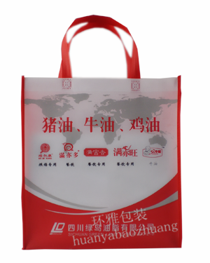 无纺布食品包装袋厂家定制 成都环雅包装专业定制