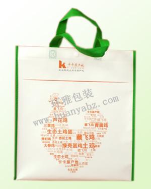 厂家定制无纺布食品包装袋—卡卡原产地  环雅无纺布环保袋厂家直销