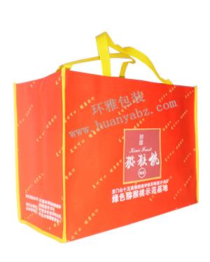 环雅包装厂家设计定制横式食品包装环保袋—猕猴桃