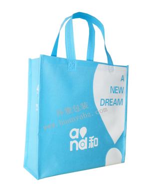 大批量定制无纺布通讯袋—移动4G  环雅包装无纺布袋制作厂家
