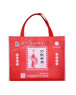 环雅包装横式环保食品包装袋  广告宣传袋—灯影牛肉