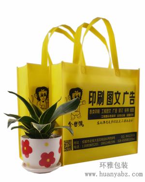 加急定制图文广告宣传袋 环雅环保袋厂家超快出货 品质保证
