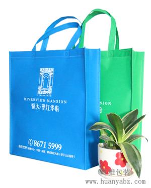 房地产广告宣传袋定制 布料色彩多元化 可量身定制