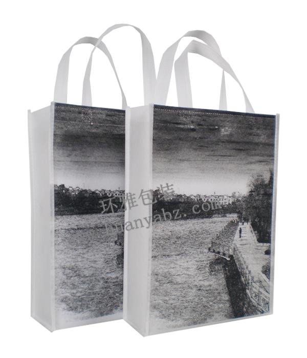 环保袋厂家专业定制政府宣传环保袋 环保手提袋