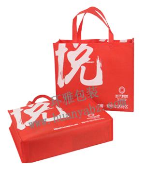 成都无纺布广告袋 无纺布环保袋 厂价定做 免费设计
