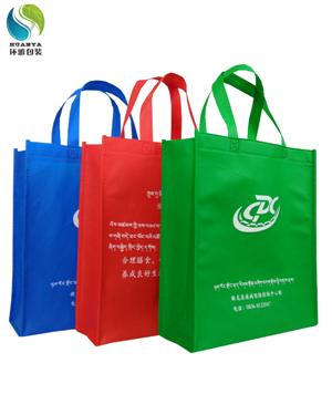 甘孜州疾病控制中心宣传环保袋 成都环保袋厂家专业定制
