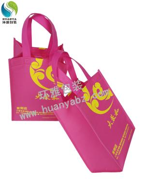 大蓉和酒店餐饮环保袋定做 成都环保袋厂家免费设计做工精致