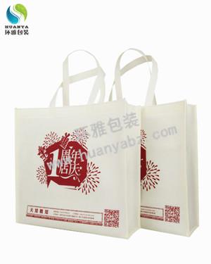 公司周年庆环保宣传袋定制 环雅实体厂家生产环保耐用