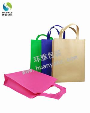 加急定制不印字无纺布空白环保袋 实体厂家生产出货快