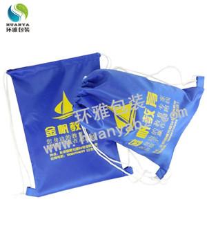 厂家供应新款牛津布袋抽绳背包袋 做工精致防水防潮