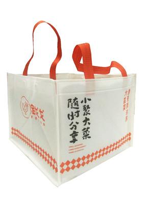 厂家定做无纺布外卖袋 餐饮打包袋 款式多规格全
